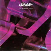 CD Single - The Chemical Brothers - Get Yourself High - Cardboard Sleeve