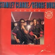 12inch Vinyl Single - Stanley Clarke / George Duke - Heroes