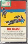 MC - The Clash - Give 'Em Enough Rope - Still Sealed.