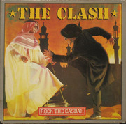 12'' - The Clash - Rock The Casbah