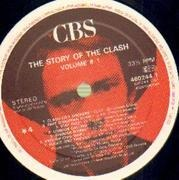 Double LP - The Clash - The Story Of The Clash Volume 1