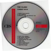 CD - Clash - Combat Rock