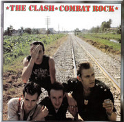 CD - The Clash - Combat Rock