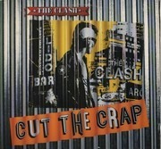 LP - The Clash - Cut The Crap - STILL SEALED