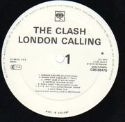 Double LP - The Clash - London Calling