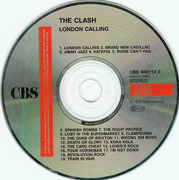 CD - Clash - London Calling