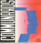 12inch Vinyl Single - The Communards - Don't Leave Me This Way