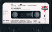 MC - The Communards - Red - Still Sealed