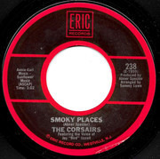 7inch Vinyl Single - The Corsairs / Mitty Collier - Smoky Places / I Had A Talk With My Man