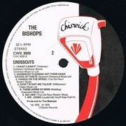 LP - The Count Bishops - Cross Cuts