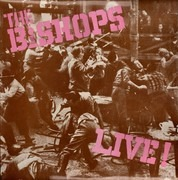 10'' - The Count Bishops - Live!