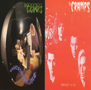 CD - The Cramps - Psychedelic Jungle / Gravest Hits