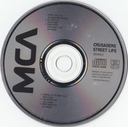 CD - The Crusaders - Street Life