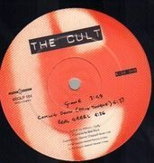 Double LP - The Cult - The Cult - Original UK