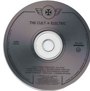 CD - The Cult - Electric