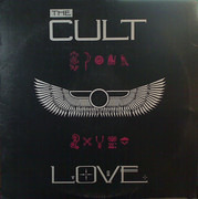LP - The Cult - Love