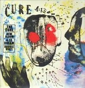 Double LP - The Cure - 4:13 Dream