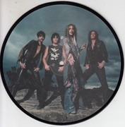 7inch Vinyl Single - The Darkness - Love Is Only A Feeling - Picture Disc