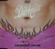 Music DVD - The Darkness - Growing On Me