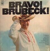 LP - The Dave Brubeck Quartet - Bravo! Brubeck!