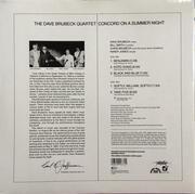 LP - The Dave Brubeck Quartet - Concord On A Summer Night - HALF SPEED