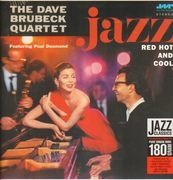 LP - The Dave Brubeck Quartet - Jazz: Red, Hot And Cool - 180g / DMM