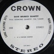 LP - The Dave Brubeck Quartet / The Paul Desmond Quartet / Cal Tjader - Dave Brubeck Quartet, Paul Desmond Quartet, Cal Tjader