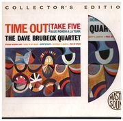 CD - The Dave Brubeck Quartet - Time Out - Gold