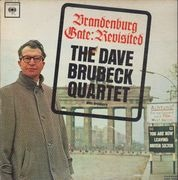 LP - The Dave Brubeck Quartet - Brandenburg Gate: Revisited