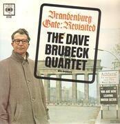LP - The Dave Brubeck Quartet - Brandenburg Gate: Revisited