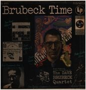 LP - The Dave Brubeck Quartet - Brubeck Time