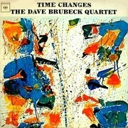LP - The Dave Brubeck Quartet - Time Changes