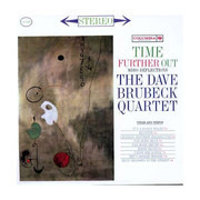 LP - The Dave Brubeck Quartet - Time Further Out (Miro Reflections)