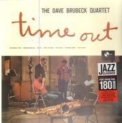 LP - The Dave Brubeck Quartet - Time Out - 180g DMM