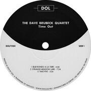 LP - Dave -Quartet- Brubeck - Time Out - HQ-Vinyl