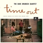 LP - The Dave Brubeck Quartet - Time Out - 180g / DMM