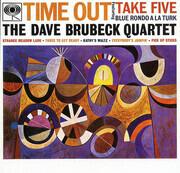 SACD - The Dave Brubeck Quartet - Time Out