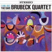 LP - The Dave Brubeck Quartet - Time Out - 180g