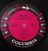 LP - The Dave Brubeck Quartet - Time Out - Original 6 eye