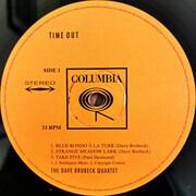 LP - The Dave Brubeck Quartet - Time Out - 180 Gram
