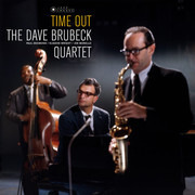 LP - The Dave Brubeck Quartet - Time Out - 180g