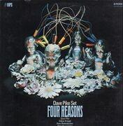 LP - The Dave Pike Set - Four Reasons - NO BASF