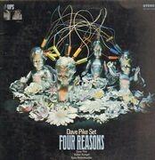 LP - The Dave Pike Set - Four Reasons - Original 1st German