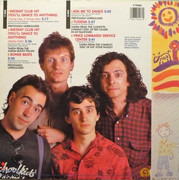 12inch Vinyl Single - The Dead Milkmen - Instant Club Hit (You'll Dance To Anything) - Still Sealed