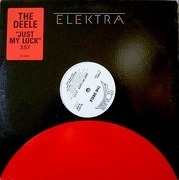 12'' - The Deele - Just My Luck