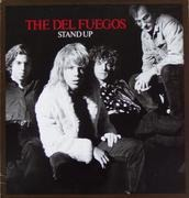 LP - The Del Fuegos - Stand Up