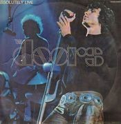 LP - The Doors - Absolutely Live - SIDE 3 + 4 ONLY