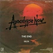 7'' - The Doors / Carmine Coppola And Francis Ford Coppola - The End / Delta