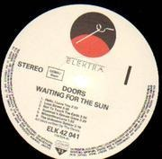 LP - The Doors - Waiting For The Sun