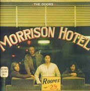 LP - The Doors - Morrison Hotel